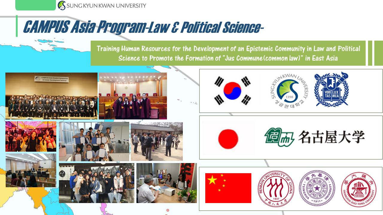 campus asia program-law & political science